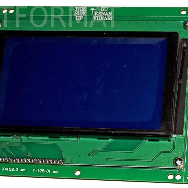 Дисплей ARKEL LCD_240128A