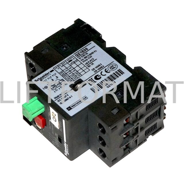 Автомат GZ1E05 Schneider Electric