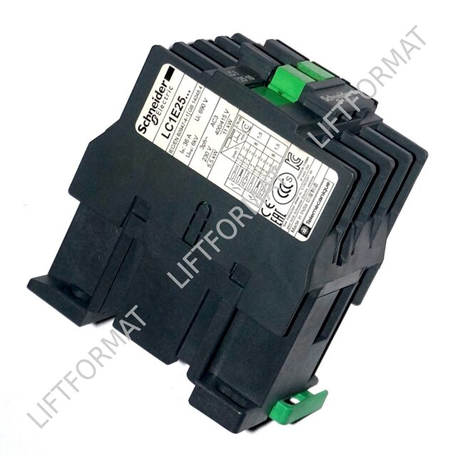 Контактор LC1E25 Schneider Electric