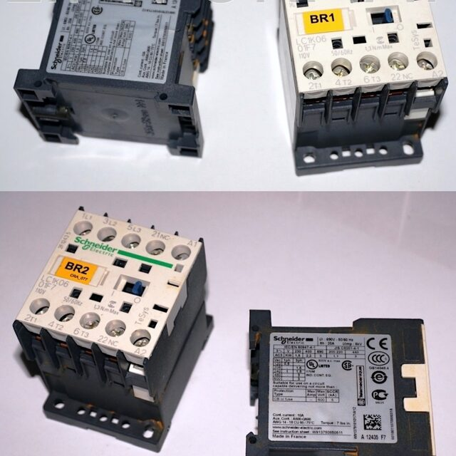 Контактор LC1K06 Schneider Electric