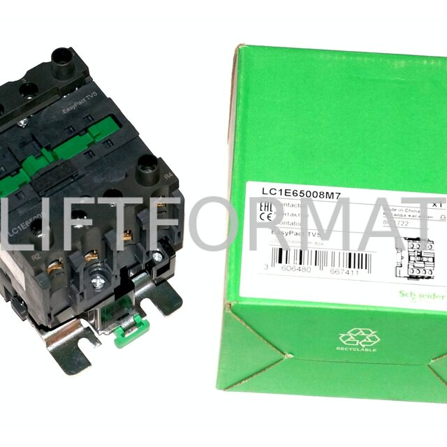 Контактор LC1E65008M7 Schneider Electric