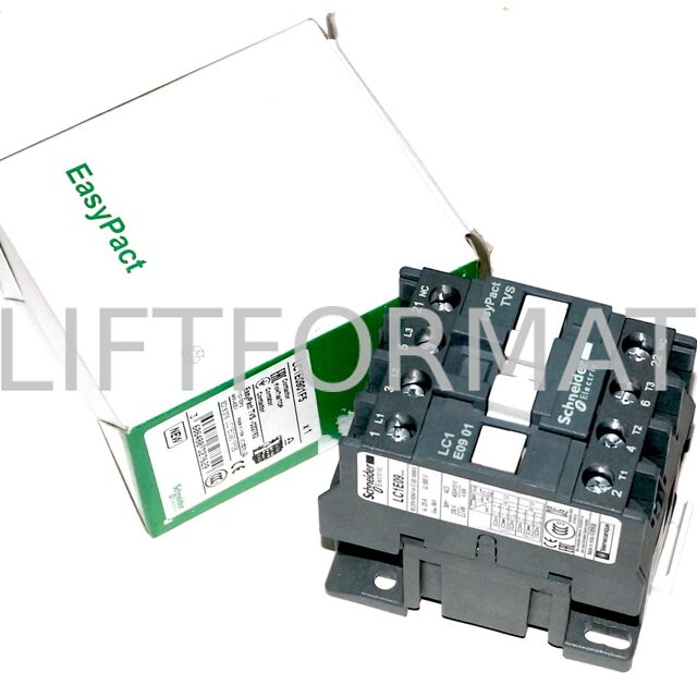 Контактор LC1E09 Schneider Electric