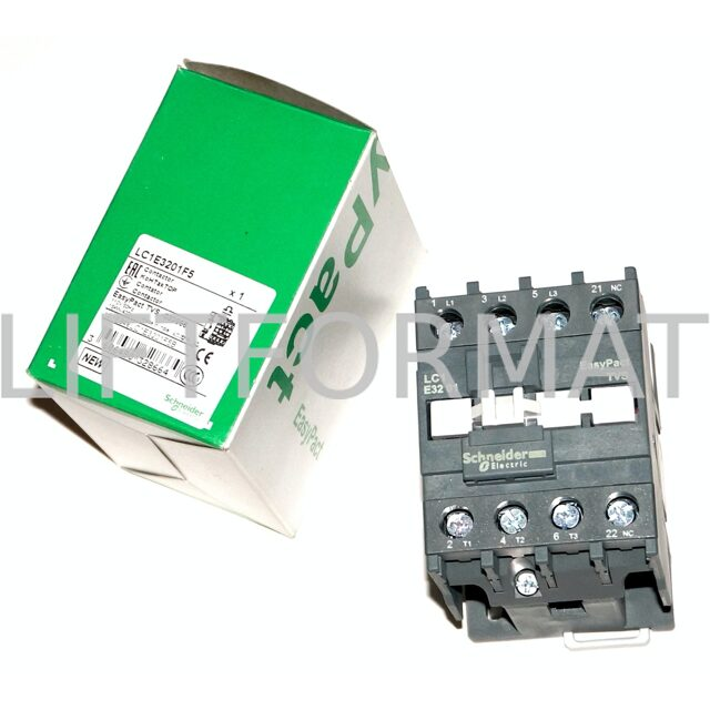 Контактор LC1E3201F5 Schneider Electric