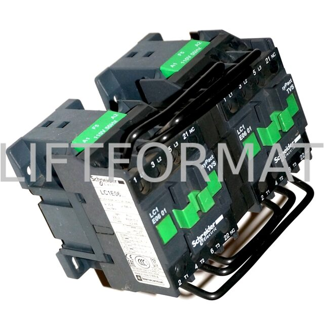 Контактор LC1E06 Schneider Electric